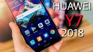 Huawei Y7 2018 - Details