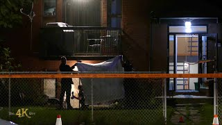 Montréal: Three people shot to death at Perras Boulevard apartment 8-2-2021