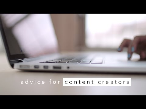 Advice on Starting a YouTube Channel & Blog | Q&A