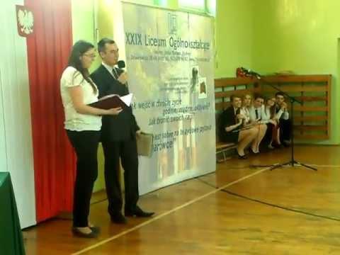 Rozwiązanie Konkursu Na Najlepsze Powiedzenia Pedagogów Bytnarówki 2013