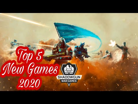 Top 5 NEW Upcoming Games For Android 2020