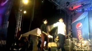 Damelo Suave-Rabanes y Gangster-Gira Refrescante Pepsi 2013