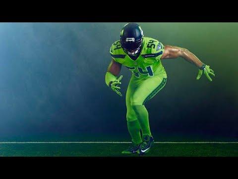 "Seattle Seahawks Pump Up 2018 || "" New Era "" HD"