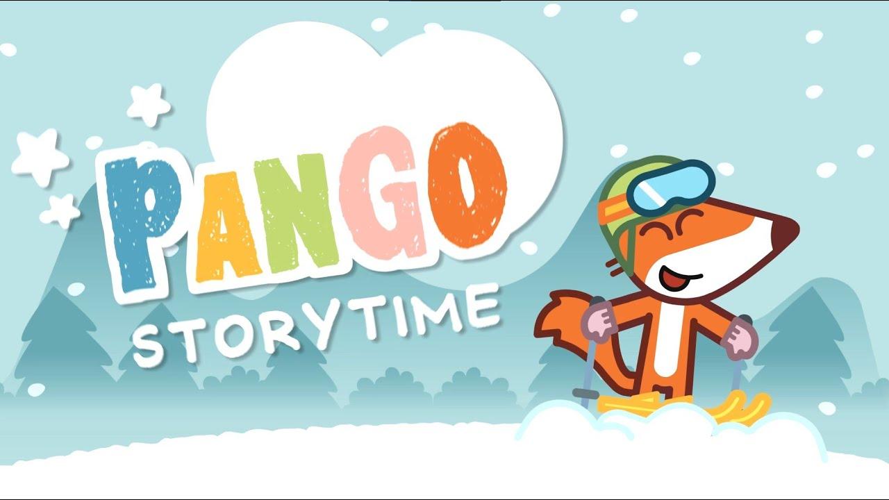 Download Pango Storytime - Fox Ski ❄️⛷️🏔️