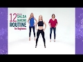 12-Minute Salsa Dancing Routine for Beginners