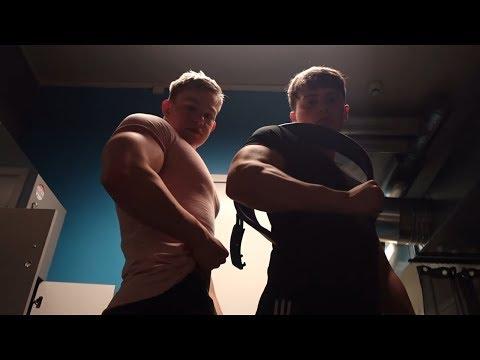 SHOULDERS Workout W/  Gabriel & Simon