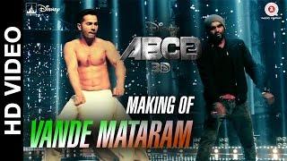 Making of Vande Mataram | Disney