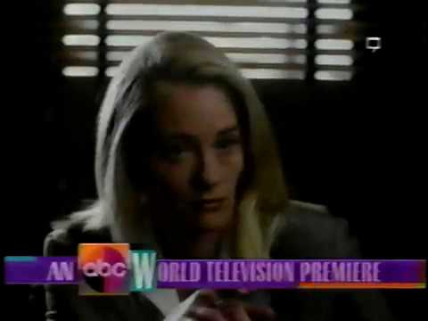 May 1992 - Promo for Cybill Shepherd in 'Stormy Weathers'