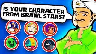 Can the Akinator guess ALL the Brawlers in Brawl Stars?