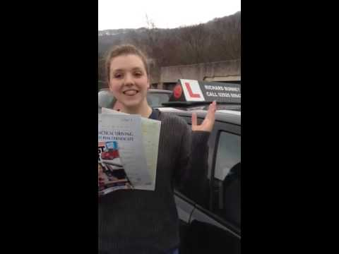 Driving Lessons in Caerphilly ~ Bunney School of Motoring