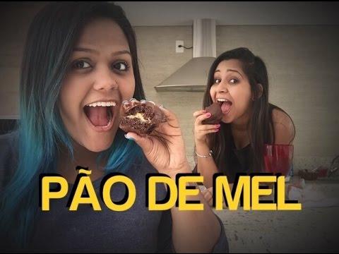 Cozinhando Com Camila Loures - PÃO DE MEL FT Bruna Chez