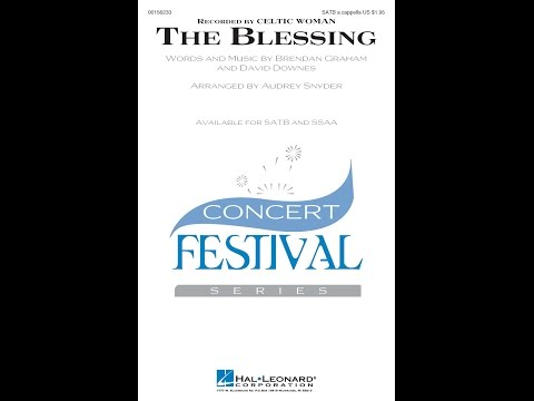 The Blessing (SATB) - Arranged by Audrey Snyder