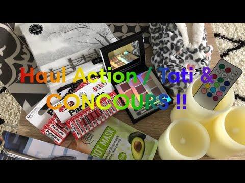 99. [HAUL] ACTION ET TATI + CONCOURS thumbnail