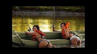 видео Рыбалка на озере Волго