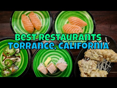 Torrance, California: 9 Restaurants You Must Try [Travelling Foodie]