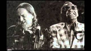 Ray Charles and Willie Nelson   It Was A Very Good Year