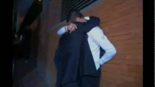 jose mourinho acting crying with materazzi he is the best