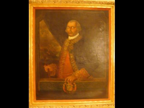 Urban Legends:  Portrait of Bernardo de Galvez