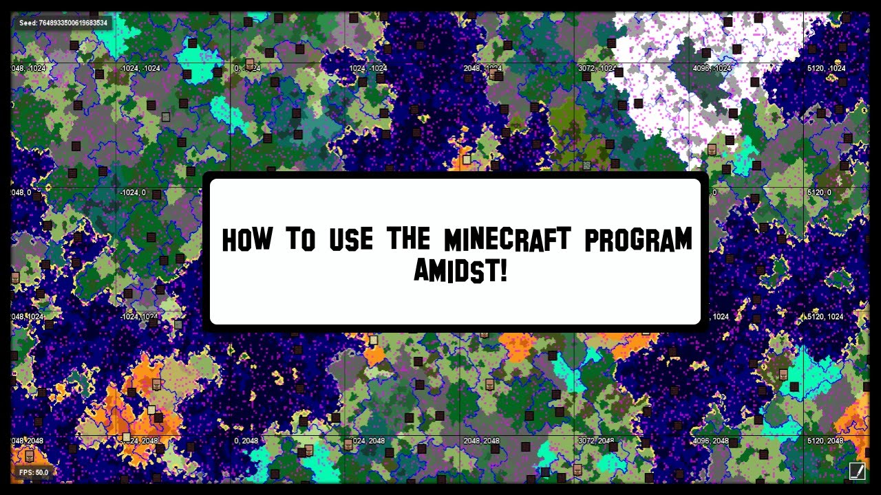 amidst minecraft