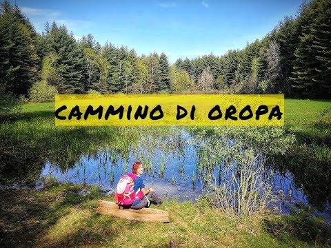 Cammino di Oropa
