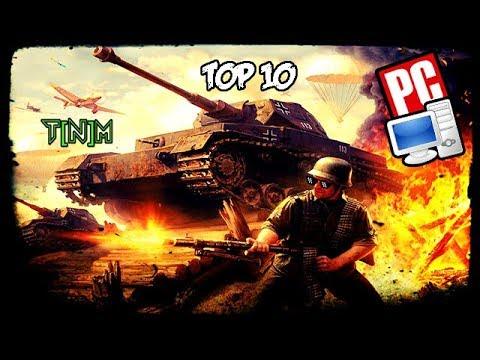 Top 10 Juegos De Guerra De Pocos Requisitos PC