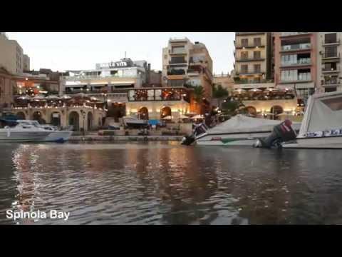 Malta, Valletta and Sliema [HD] October 2012