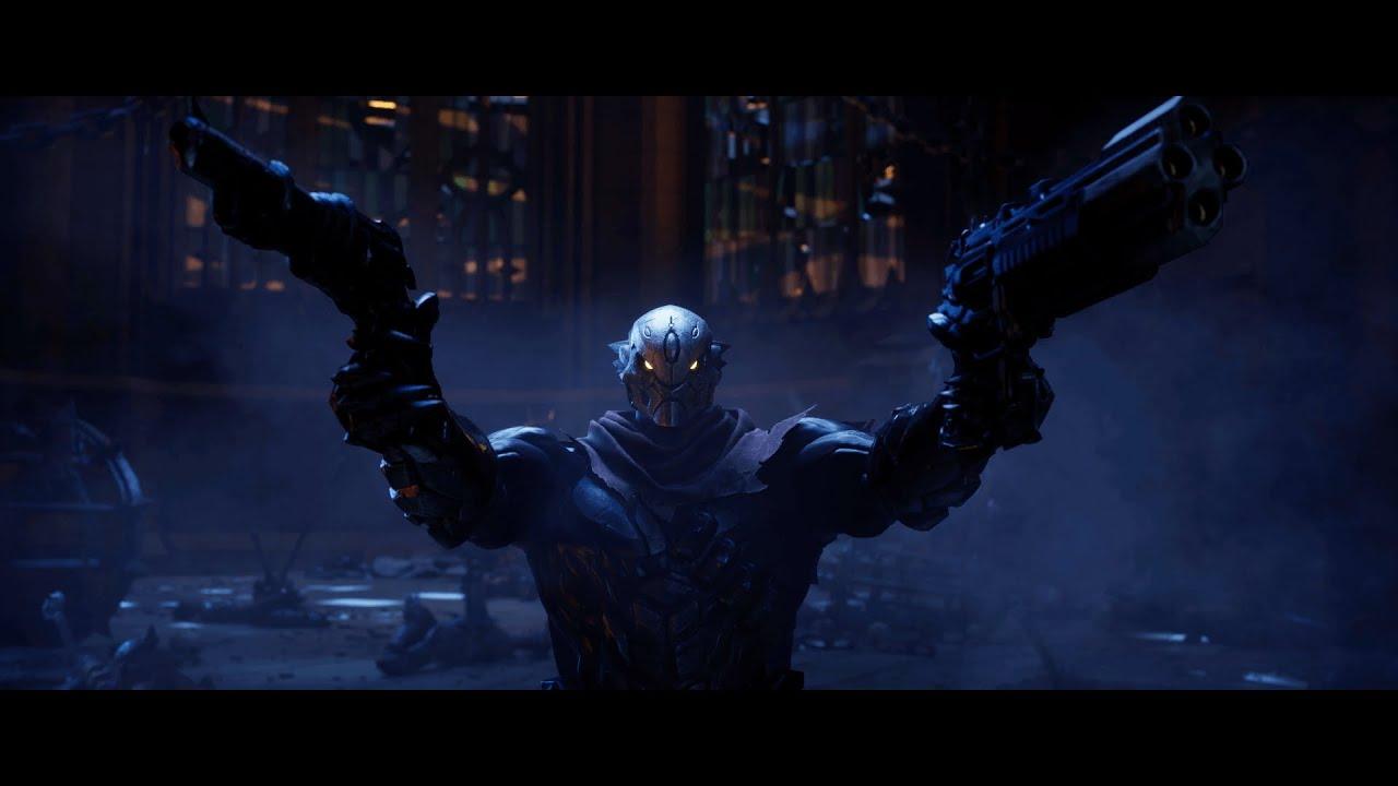 Γνωρίστε τον Strife του Darksiders Genesis