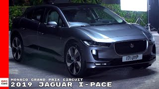 2019 Jaguar I-PACE At Monaco Grand Prix Circuit