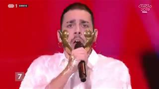 Conan Osíris - Telemóveis - Portugal - Eurovision 2019