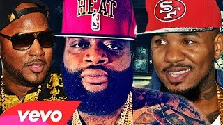 Jeezy - Beautiful Feat. Game & Rick Ross (New Audio) (Oficial)