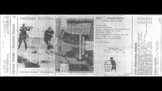 INTESTINAL DISEASE live mol,belgium 21.12.1995 (splittape w/Carcass Grinder)