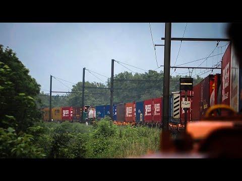 Trainhopping from Belgium to Hungary | Part 1