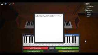 Pachelbel - Canon in D Roblox Piano / Virtual Piano [NOTES IN DESC]