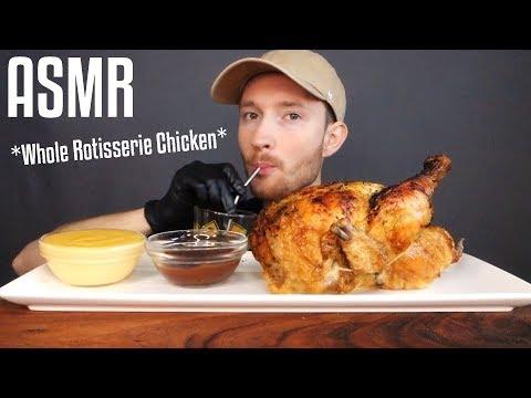asmr-whole-rotisserie-chicken-mukbang-(no-talking)-savage-eating-sounds-|-tristan-asmr