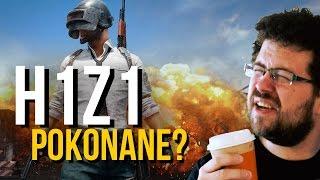 Battle Royale lepsze niż H1Z1? Testujemy Playerunknown's Battlegrounds