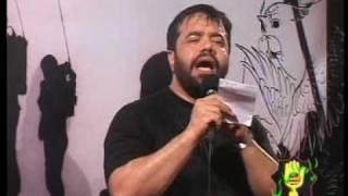 Muharram 1386 Night 3 Hazrat Roghaye - Haj Mahmood Karimi