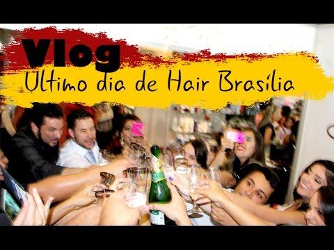 Vlog: Hair Brasília 2015 - 4º dia - Último dia de feira