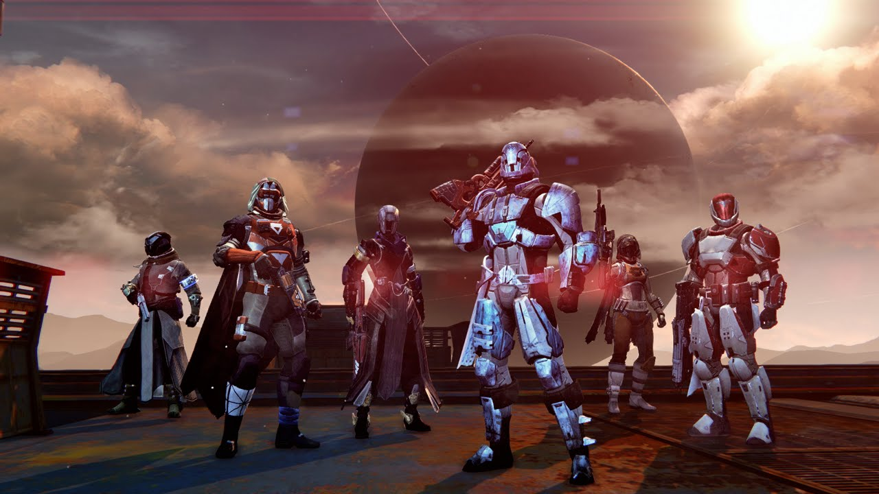 Official Destiny Competitive Multiplayer Trailer