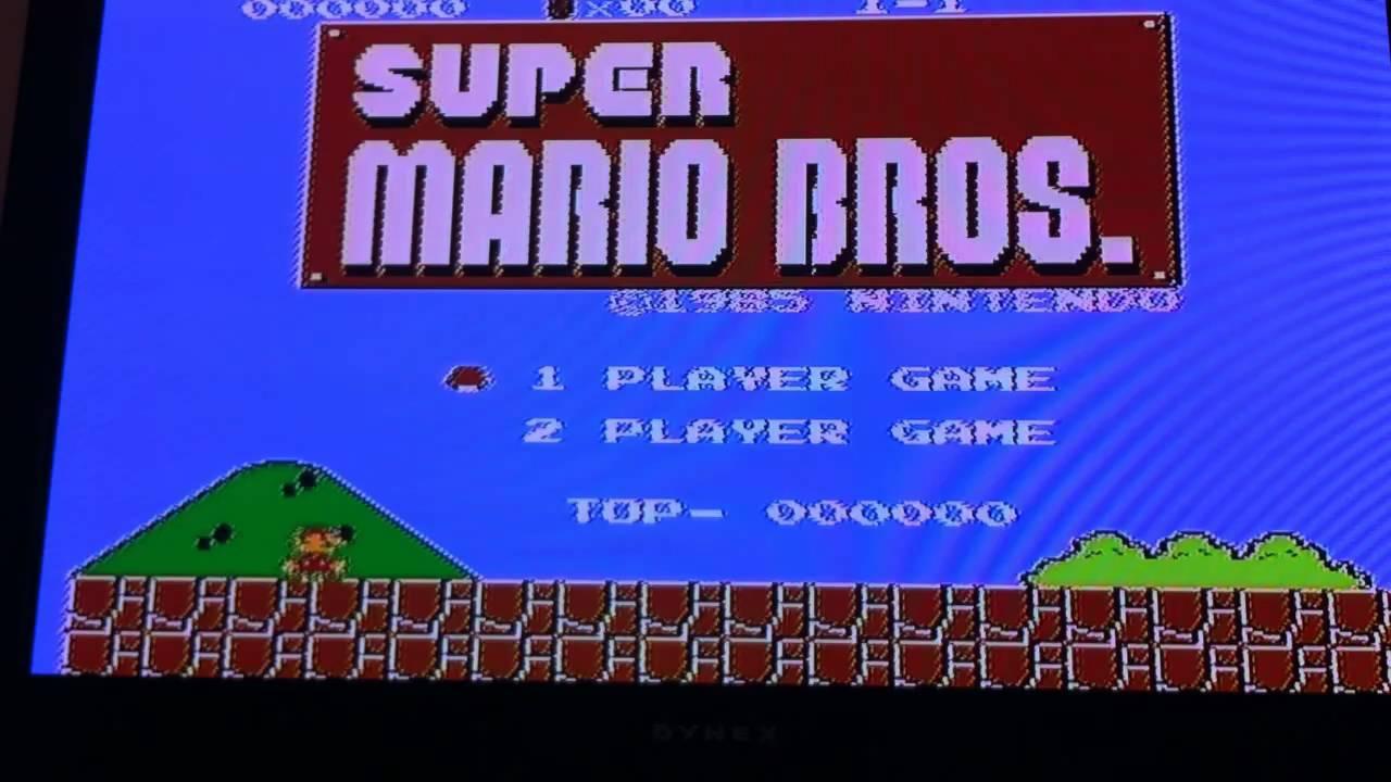 Squishy Duck Super Mario Maker 4 : Super Mario Bros. / Duck Hunt - Nintendo NES - YouTube