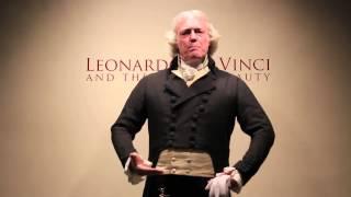 Thomas Jefferson visits Leonardo da Vinci