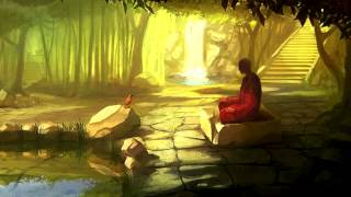 Meditation Music | Flute Music & Water Sounds | Sleep, Relax & Meditation