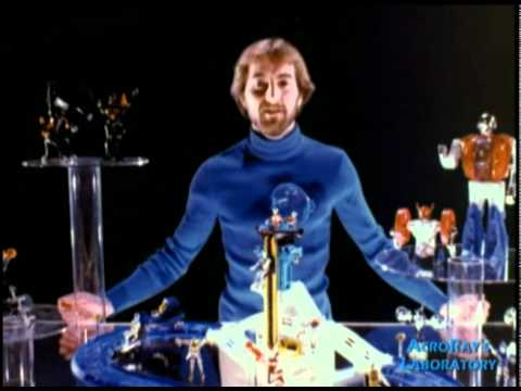 "Micronauts Commercial ""Youngminds"": Presented by AcroRay's Laboratory"