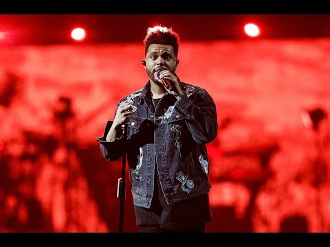 The Weeknd NZ   Spark Arena   The Weeknd Starboy Tour 2017   NAV   French Montana  