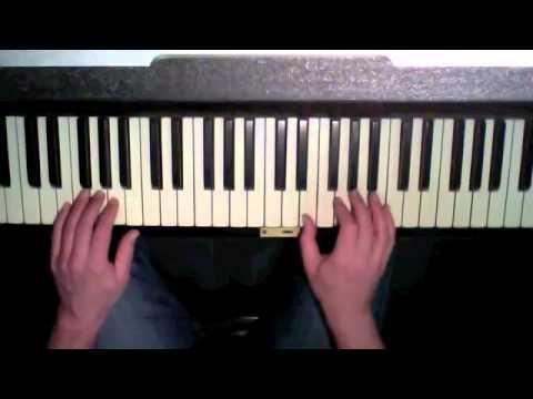 Kirche - Böhse Onkelz, easy piano cover