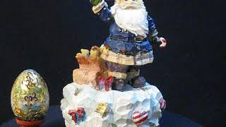 X'mas (Santa Claus) music box series
