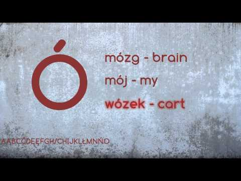 Learn Polish Language - Lesson 1 Alphabet