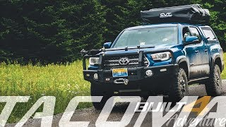 Built 4 Adventure - Walkaround: Jim's Tacoma