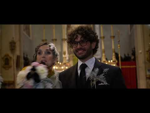 Vintage style romantic italian wedding