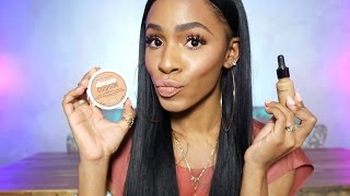 Favorite Affordable Drugstore Foundations for Oily Skin! 😍 Foundation Friday ▸ VICKYLOGAN