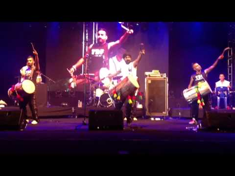 The Dhol Foundation - TOO DAMN FUNKY!
